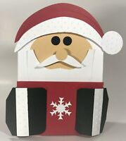 Christmas Handmade Gift Card Holders - Santa