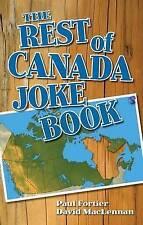REST OF CANADA JOKE BOOK - New Book MACLENNAN D