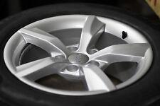 Original Audi Rueda completa de invierno en el diseño de Rotor de 5 brazos A6 4G