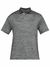 Under Armour Performance Polo 2.0 - Steel -  Mens