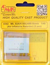 CMK sp4342 Resina 1/48 MK.81 AIR bsu49b bomba (ARIA GONFIABILE rallentatore) (2 pz)