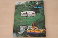 175238) Eriba - Caravan Kurier - Zeitschrift 02/1978