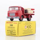 1/43 ATLAS Dinky toys 588 GAK BERLIET Camion BRASSEUR Kronenbourg car model RED