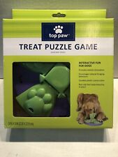Pet Toy For Dogs Treat Puzzle Game