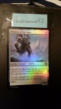 1 x Witness of the Ages - Foil - Khans of Tarkir - LP - Magic The Gathering -MTG