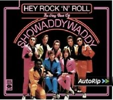 SHOWADDYWADDY - HEY ROCK'N ROLL-THE VERY BEST OF 2 CD NEW!