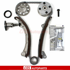 For 00-08 TOYOTA 1.8L 1ZZFE TIMING CHAIN KIT w/VVT-i GEAR ADJUSTER 1ZZ-FE ENGINE