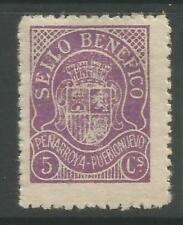 Mint Hinged Spanish Civil War Spanish & Colonies Stamps