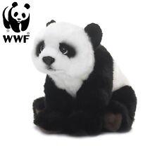 WWF peluche Panda (23cm) vita vera ORSACCHIOTTO PELUCHE NUOVO