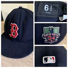 9478b795a New ListingOfficial 2016 Boston Red Sox David Ortiz Final Season New Era  59FIFTY 6 3/4 Hat