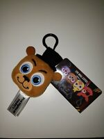Funko Five Nights At Freddy's Freddy Plush Keychain Figure NEW Toys Keyring