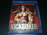 Kickboxer (Blu-ray Disc, 2009) Leading Role: Jean-Claude Van Damme