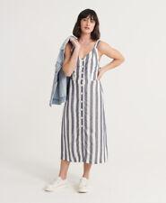 Superdry Womens Eden Linen Dress