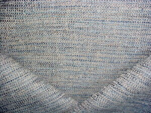 1-3/8Y SCHUMACHER 76412 AUCKLAND PERFORMANCE TWEED UPHOLSTERY FABRIC