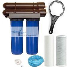 RO REVERSE OSMOSIS WATER FILTER 300 GPD, CLEAN WATER, HYDROPONIC & AQUARIUM