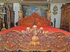 KÖNIGSBETT BETT EDELHOLZ HOLZ ROYAL KING BED LETTO LIT CAMA ALT ANTIK ANTIQUE?