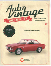 AUTO VINTAGE Deluxe Collection - Alfa romeo Giulia Sprint GTA ( 1965 ) - N. 43