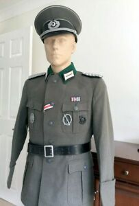 German WW2 officers XL size tunic