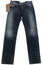Pearly King Men's Jeans 30 Regular Fit Straight Leg Cotton New Jagger New