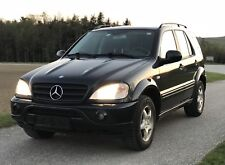 Mercedes ML55 Amg W163 M-klasse