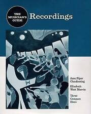 The Musician's Guide Recordings -3 Compact Discs by Jane Piper Clendinning,.NEW
