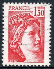 STAMP / TIMBRE FRANCEOBLITERE N° 2059 TYPE SABINE