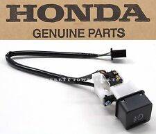 Honda Foglight Lamp Switch 01-10 GL1800 A Goldwing Push Button Fog Light #W153