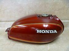Honda 400 CB HAWK CB400T CB 400 T Used Gas Fuel Tank 1979 Vintage HB132