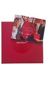 Mydays Gutschein, My Days Gutschein, Wert 200 €