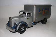 1950's Smith Miller L Model Mack Delivery Truck, Lyon Van Lines