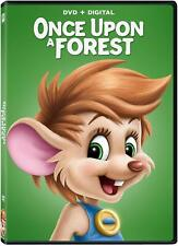 Once Upon a Forest + DIGITAL (DVD) - NEW!!