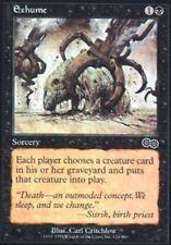 4x NM-Mint, English Regular Exhume Urza's Saga magicmtg