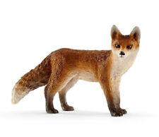 Schleich 14782 Fox Animal Toy Figurine Model 2017 - NIP