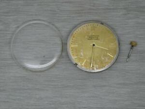 Vintage Men's Zenith Calibre 133.8 Automatic Bumper movement with dial, working