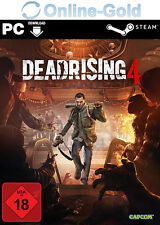 Dead Rising 4 IV - STEAM Digital Download Code - PC Game Key DR4 NEU [PC][DE/EU]