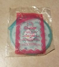 2002 Hello Kitty Toy From Mcdonald's # 8 Cd Holder With Body Art Tattoos