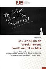 USED (LN) Le Curriculum de l'enseignement fondamental au Mali: Enjeux, Défis et