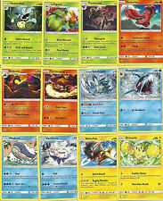 COMPLETE (25) RARE Nonholo GUARDIANS RISING Pokemon Card Set -Rayquaza Wailord +