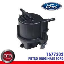 FILTRO CARBURANTE ORIGINALE  FORD FIESTA V 1.4 HDi 50KW 68CV DAL 2001-2012
