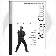 Complete Wing Chun History & Tradition Book - Self Defense Kung Fu