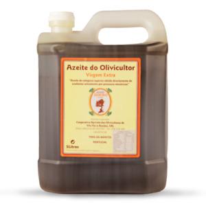 Portuguese Olive grower's Extra-virgin Olive Oil 5L
