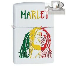 Zippo 29308 Bob Marley Lighter with PIPE INSERT PL