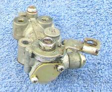 TS250 Suzuki  oil pump assy 16100-30011 1973-75 OEM Nice shape Vintage Enduro