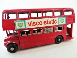 MATCHBOX REGULAR WHEELS 5d 'LONDON ROUTEMASTER BUS, BP' 5. BPW. VINTAGE. VGC