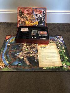 Rare Vintage 2011 Hogwarts Destination Board Game Christmas VGC