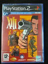XIII para playstation 2 Nuevo y precintado PAL