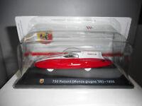 FIAT ABARTH 750 RECORD MONZA GIUGNO´56 1956 ABARTH COLLECTION HACHETTE 1:43
