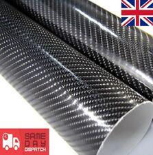 5 Diagonal Carbon Fibre Vinyl Wrap Sheet Film Sticker Car wrap air Bubble Free