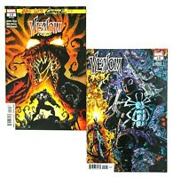 Venom #19 + Variant (2019 Marvel) Donny Cates/Tony Moore 1:25 Codex Variant! NM