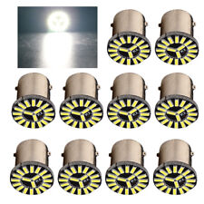 10Pcs 1073 1095 1141 1156 BA15S 4014 19SMD Canbus Error Free Turn Signal Lights